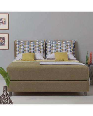 Κρεβάτι Cecil ημίδιπλο Linea Strom