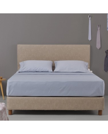 Κρεβάτι Montana ημίδιπλο Linea Strom