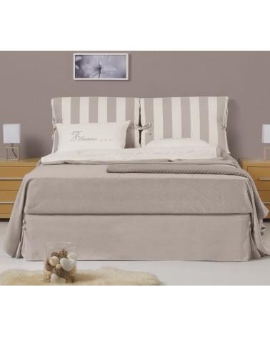 Κρεβάτι Lida μονό Linea Strom