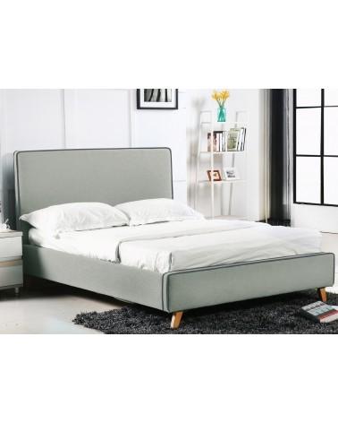Morisson Κρεβάτι Διπλό Ύφασμα 160x200 Ε8078,1