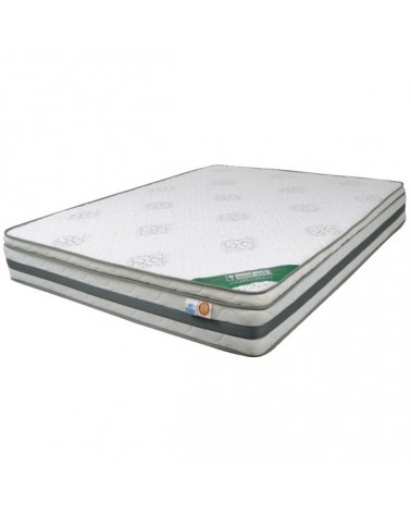 Pocket Spring Μονής Όψης/Gel Memory Foam Διπλό 160Χ200