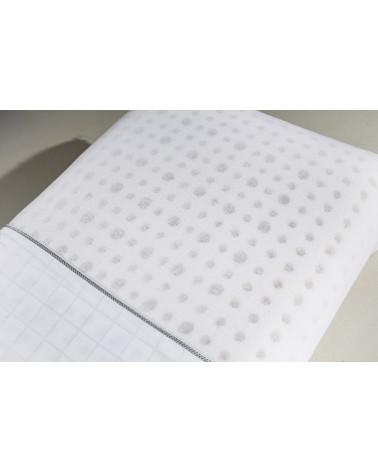 Ντυμένο Διπλό ΚρεβάτιKronos Γκρι για στρώμα 150Χ200