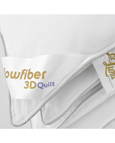 The 3D Hollowfiber Duvet