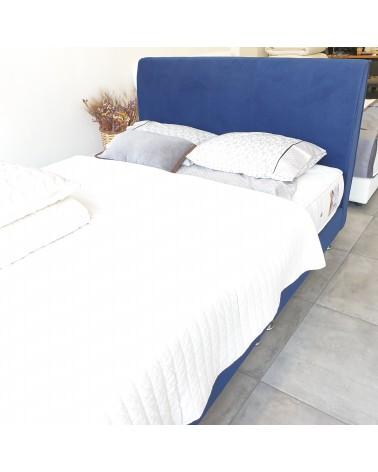 Κρεβάτι New με στρώμα Super plus Linea Strom 160X200