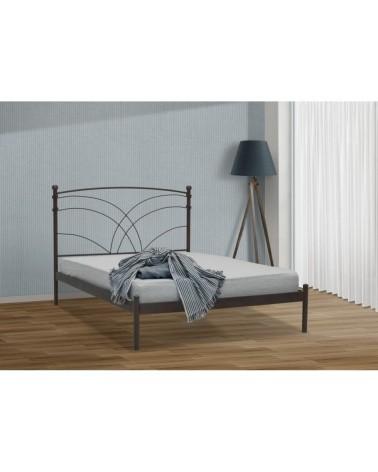 Ιωνάς Μεταλλικό κρεβάτι για στρώμα 140x190