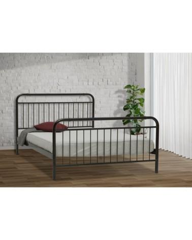 Ήφασιτος Μεταλλικό κρεβάτι για στρώμα 160x200