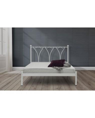 Ιάσων Μεταλλικό κρεβάτι για στρώμα 110x190